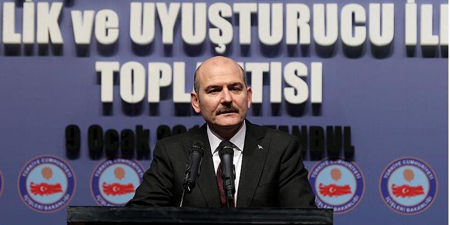 İçişleri Bakanı Soylu: FETÖ ile mücadelede 2017'de 48 bin 305 kişi tutuklandı