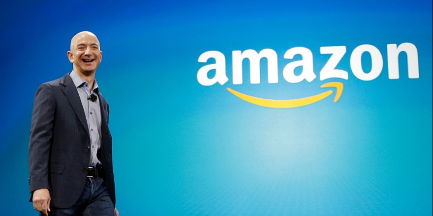 Amazon'un CEO'su Jeff Bezos tarihin en zengin kişisi oldu