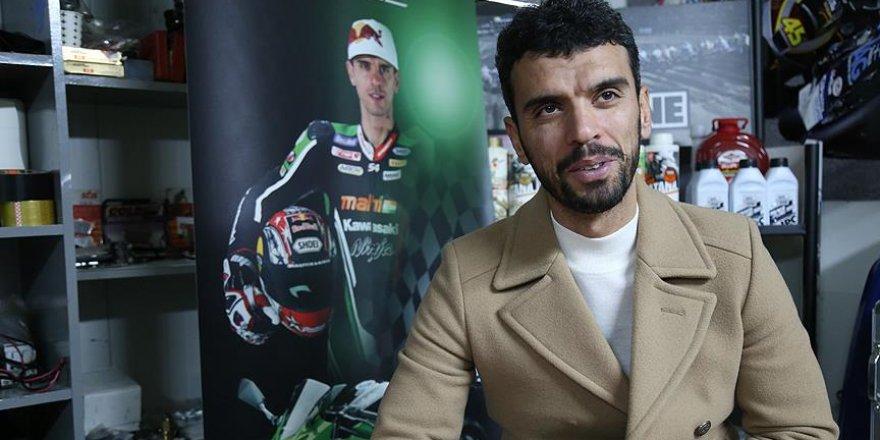 Milli motosikletçi Sofuoğlu: Pistlerin statlar gibi yaygınlaşması lazım