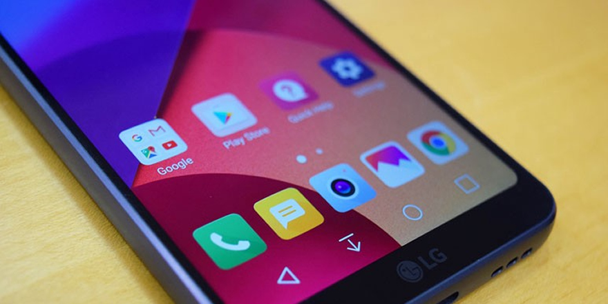 LG G7'nin özellikleri belli oldu