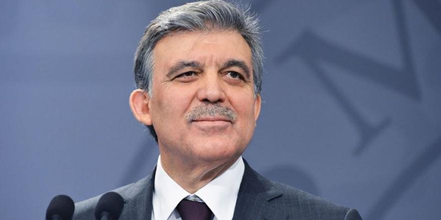 Abdullah Gül'den AYM ve OHAL çıkışı