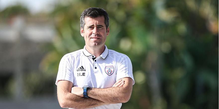 Altınordu Teknik Direktörü Eroğlu: Birçok oyuncumuzu Avrupa kulüpleri takip ediyor