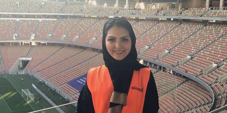 Suudi futbol taraftarı: 'Stadyumda maç izlemek gerçeküstüydü'