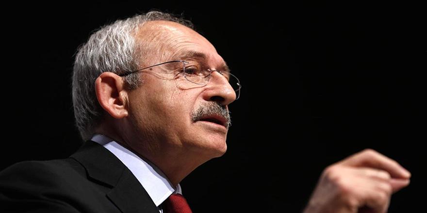 Kılıçdaroğlu : Hukuk devletinin askıya alındığı bir süreci yaşıyoruz