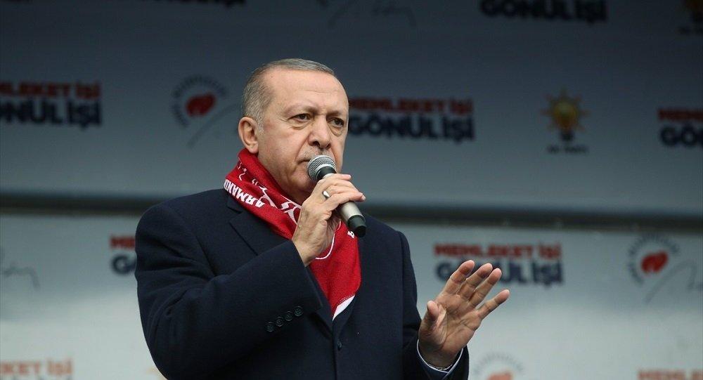 Erdoğan'dan kadro isteyen işçilere sert tepki: Bizden bir şey beklemeyin