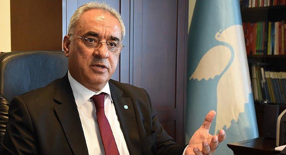 DSP lideri Aksakal: Ankara'da iki ittifakın adayı da ülkücü