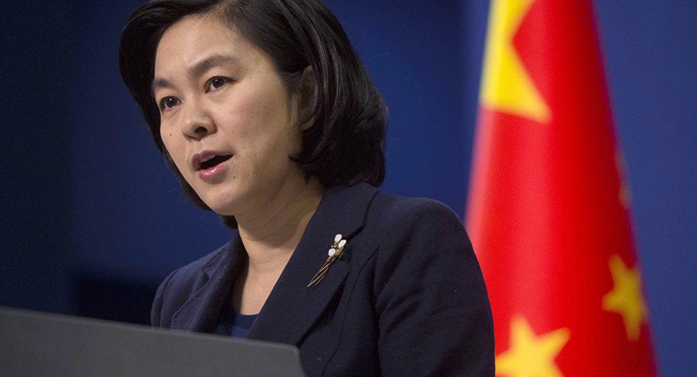 """""""Türkiye'nin saçma yalanlara dayanarak Çin'i suçlaması çok yanlış"""""""