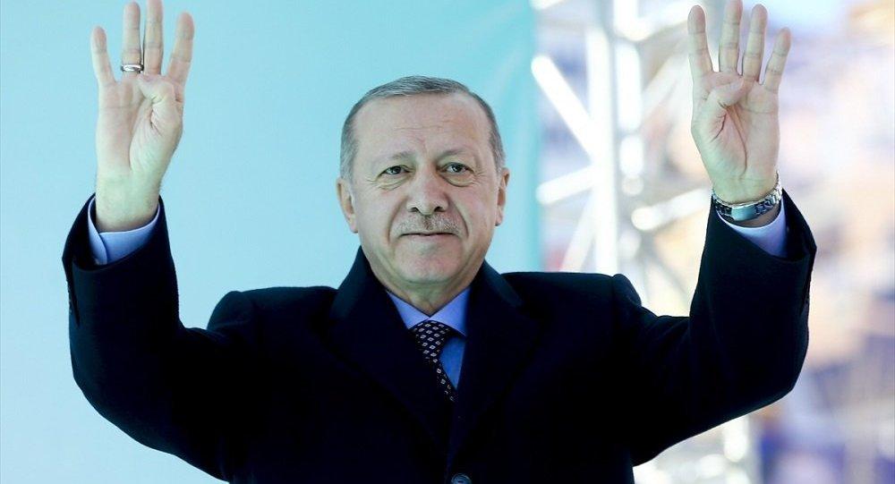 Erdoğan: Tanzim satış noktalarında fiyatlar yarı yarıya düştü