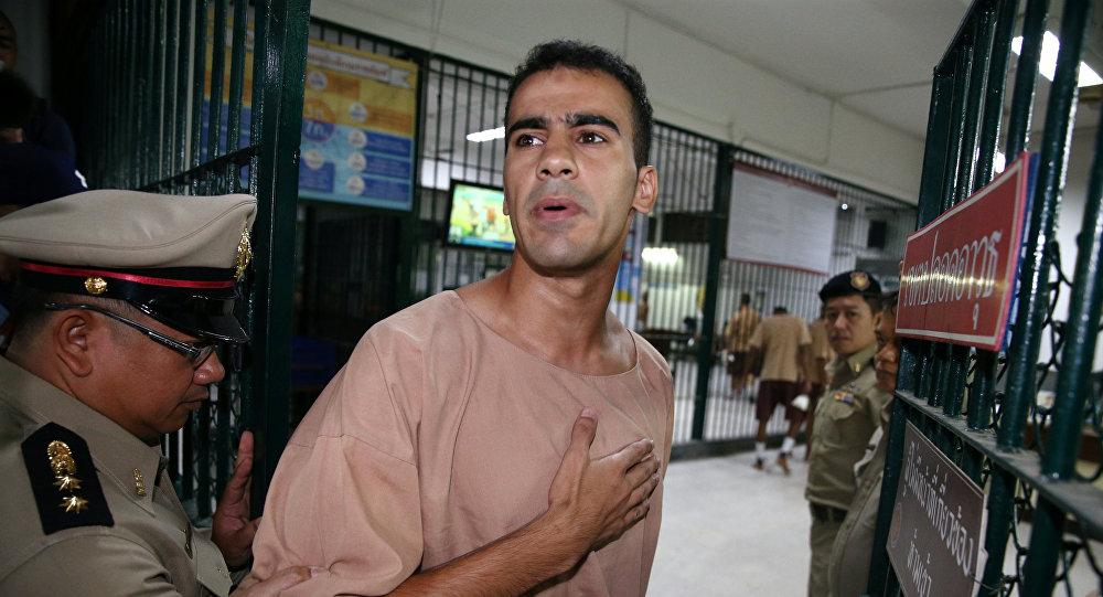 Tayland, Bahreynli futbolcuyu serbest bırakacak