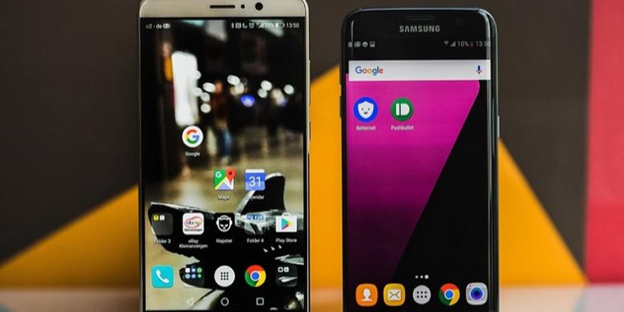 Huawei ve Samsung arasında geçen meydan muharebesi sonuçlandı!