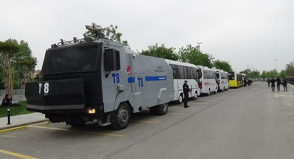 Trabzonlu Cizresporlu Koçin: İlk defa zırhlı araca bindim