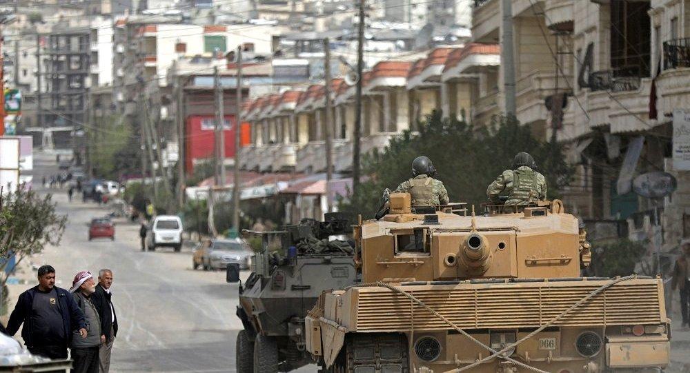 Zeytin Dalı Harekat bölgesinde 1 asker şehit oldu