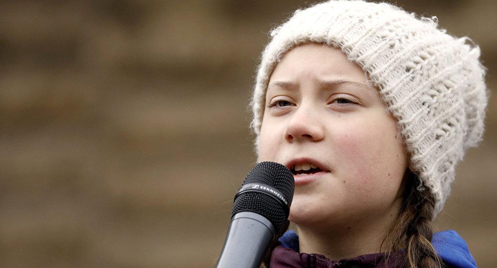 16 yaşındaki iklim aktivisti Greta, Nobel Barış Ödülü'ne aday gösterildi