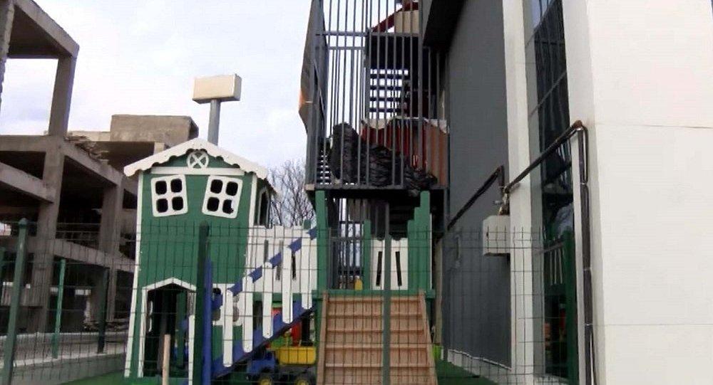 Ankara'da çocukların denetimden kaçırıldığı anaokuluna veli baskını
