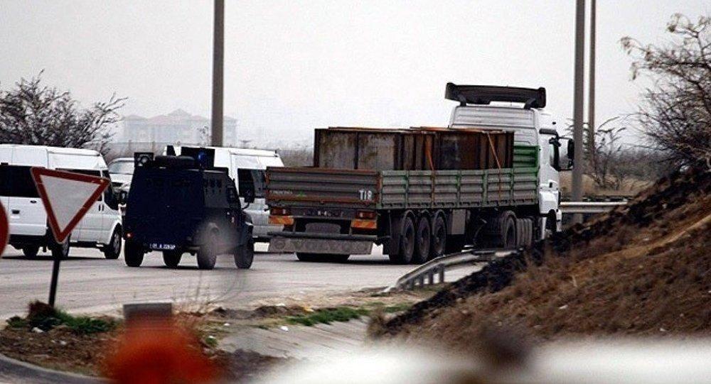 AA: MİT TIR'ları ihbarcısı Ordu'da yakalandı