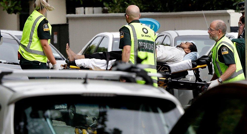 Yeni Zelanda'da iki camiye silahlı saldırı: 49 kişi yaşamını yitirdi, 39 kişi yaralandı