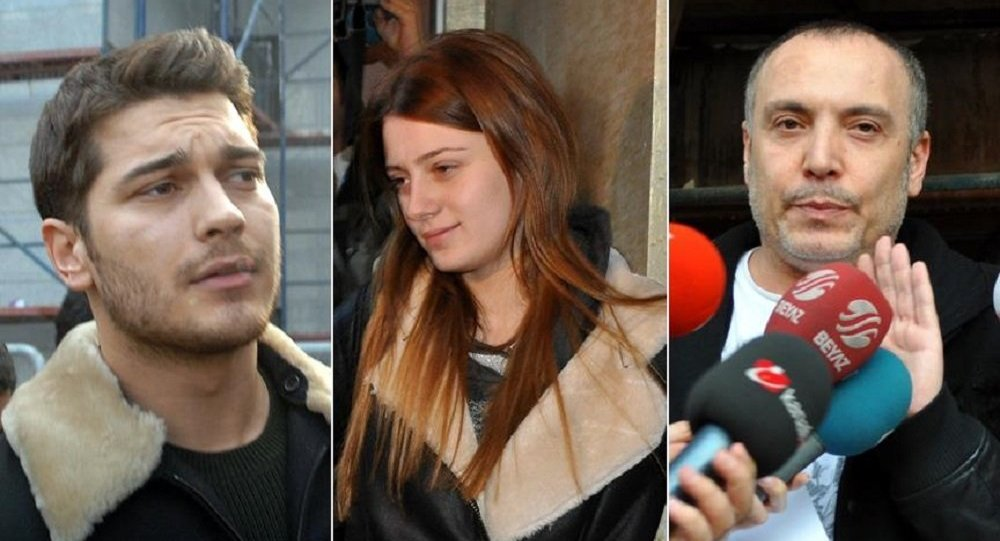 Çağatay Ulusoy, Gizem Karaca ve Cenk Eren uyuşturucu davasında yeniden hakim karşısında
