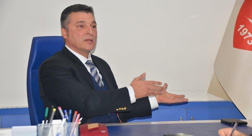 Erdek Belediye Başkanı Sarı görevden alındı