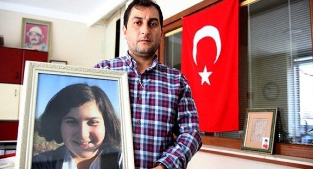 'Kızım Rabia Naz'ın ölümü örtbas edildi' diyen baba Şaban Vatan gözaltına alındı