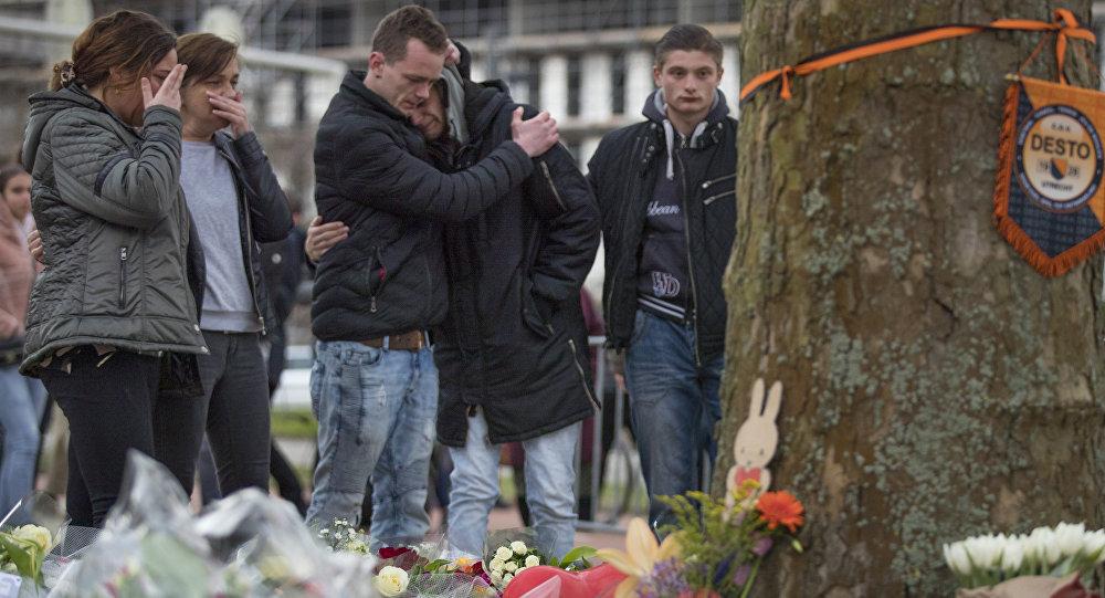 Hollanda Başsavcılığı: Tanış 'terör kastıyla hareket etmekle' suçlanacak