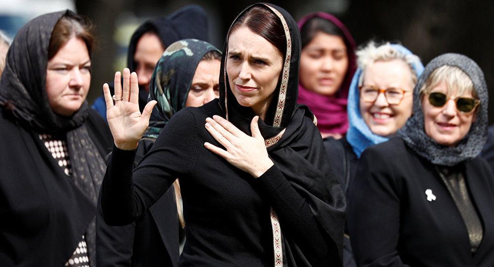 Saldırılara karşı tavrıyla takdir edilen Ardern'e ölüm tehditleri