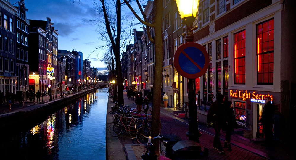 Amsterdam, Red Light'ı turistik turlara kapatıyor