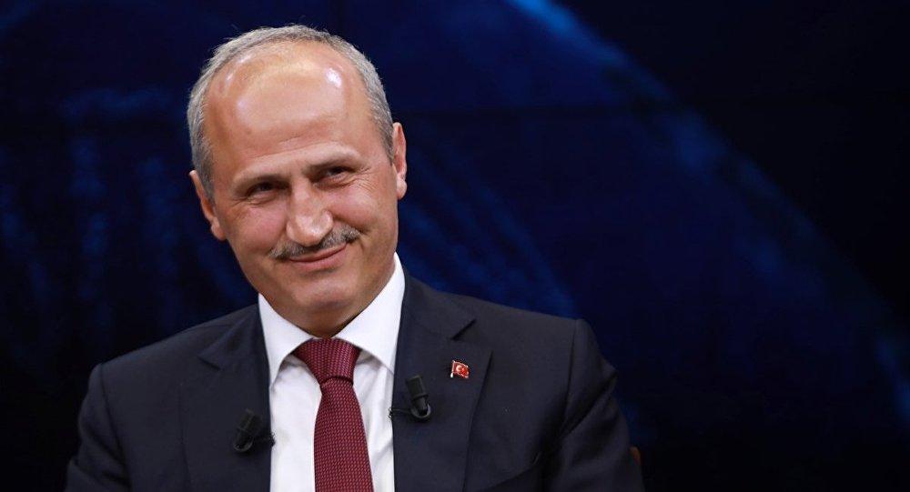 Bakan Turhan: Kanal İstanbul 2025'te hazır olur