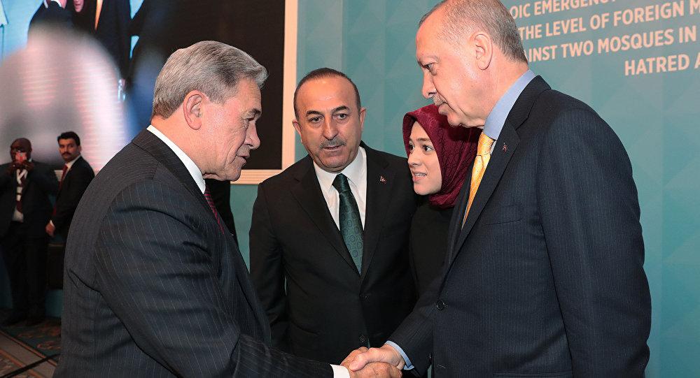 """""""Erdoğan'la katliam görüntülerinin yayınlanması hakkında konuşmadık"""""""