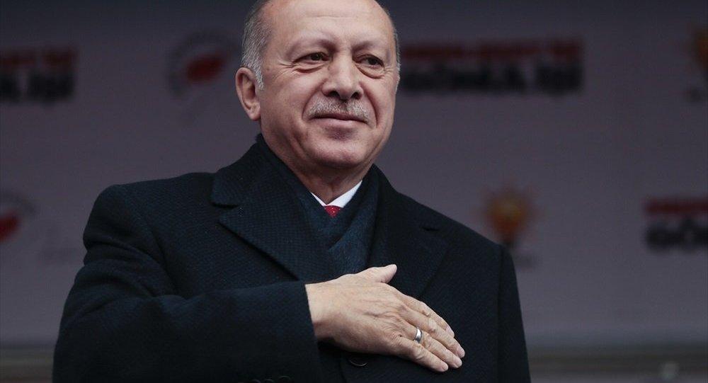 Erdoğan: Biz yıkmaya değil inşa etmeye talibiz