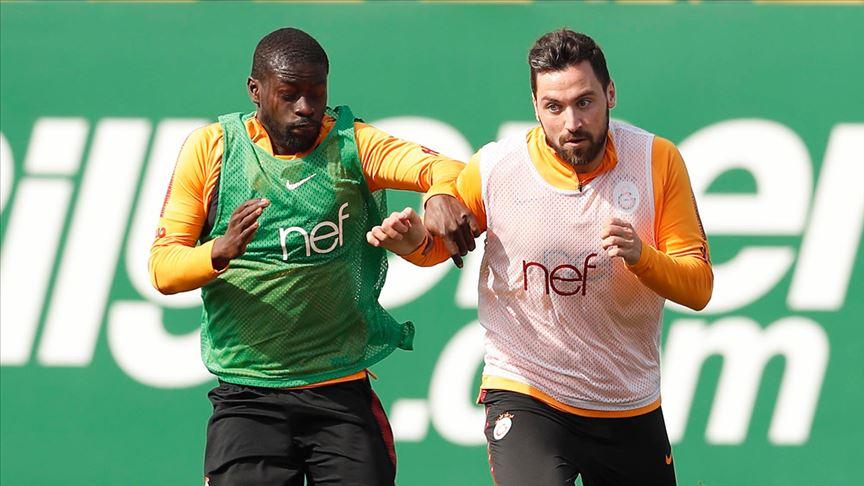 Galatasaray'da 1 günlük izin sona erdi