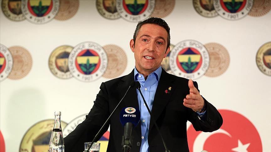 'Fenerbahçe, borç meselelerini konuşmayan bir kulüp olacak'
