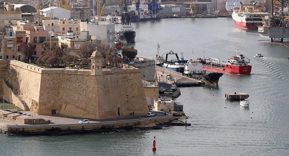 Libya açıklarında kaçırılan tanker, Malta donanmasının müdahalesiyle ele geçirildi