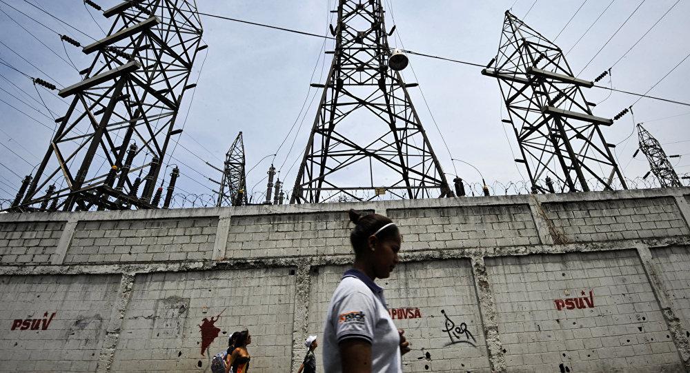 Maduro: Elektrik santraline saldırı sniper ile gerçekleştirildi