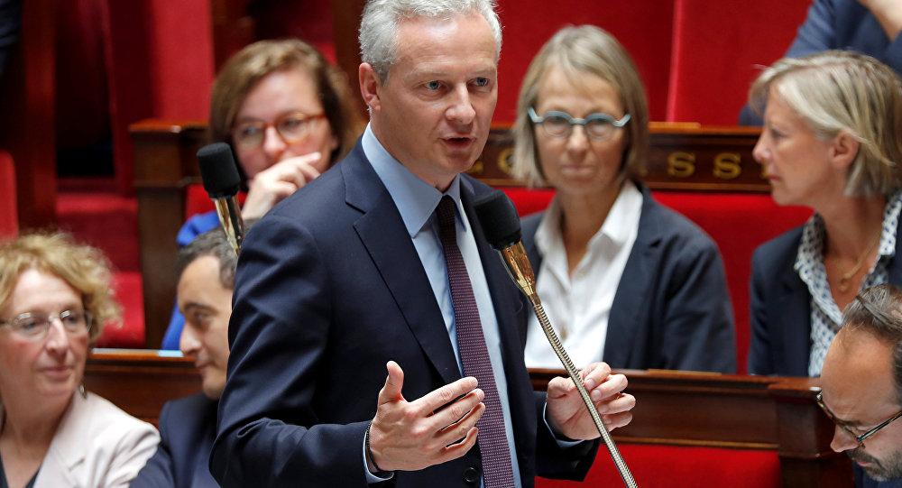 Fransız Bakan: ABD'ye boyun eğmeyeceğiz