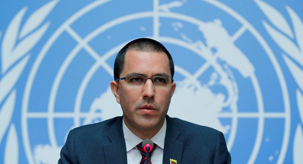 Venezüella Dışişleri Bakanı Türkiye'ye geliyor