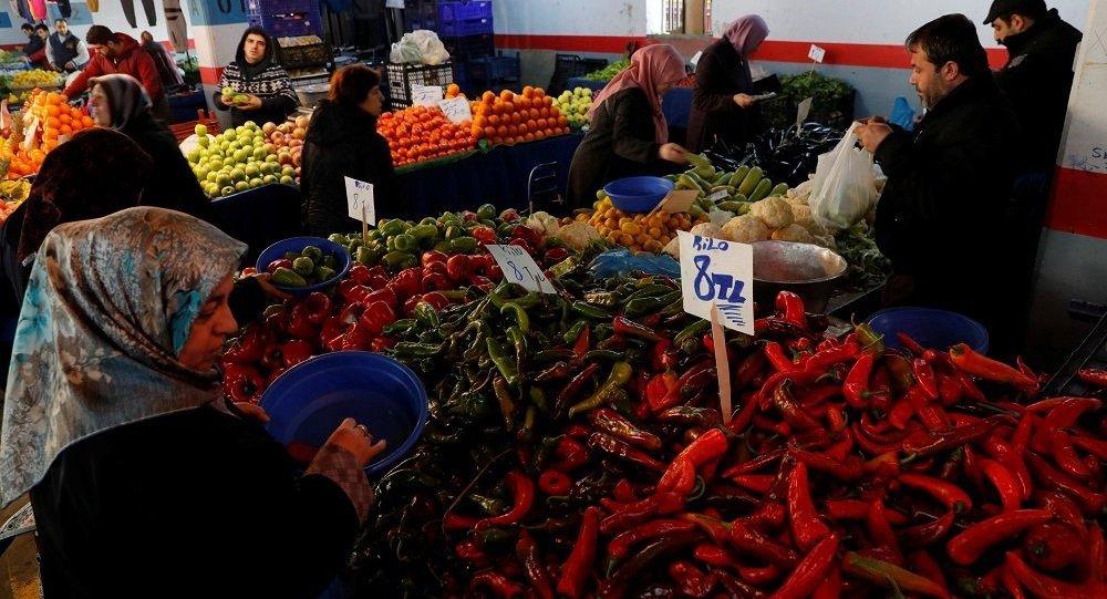İstanbul'un mart enflasyonu arttı
