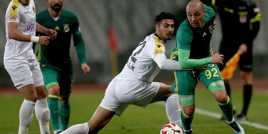 Fenerbahçe, Ziraat Türkiye Kupası'nda çeyrek finalde