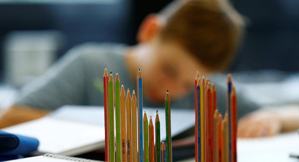 Galler'de bir ilkokul cuma kapanış zilini erken çalacak