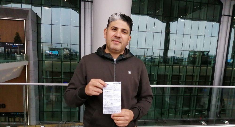 İstanbul Havalimanı'ndan Aksaray'a 1200 lira ücret ödedi