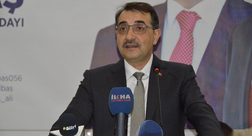 """""""Geçtiğimiz yıl kömür üretiminde Cumhuriyet tarihi rekoruna imza attık"""""""