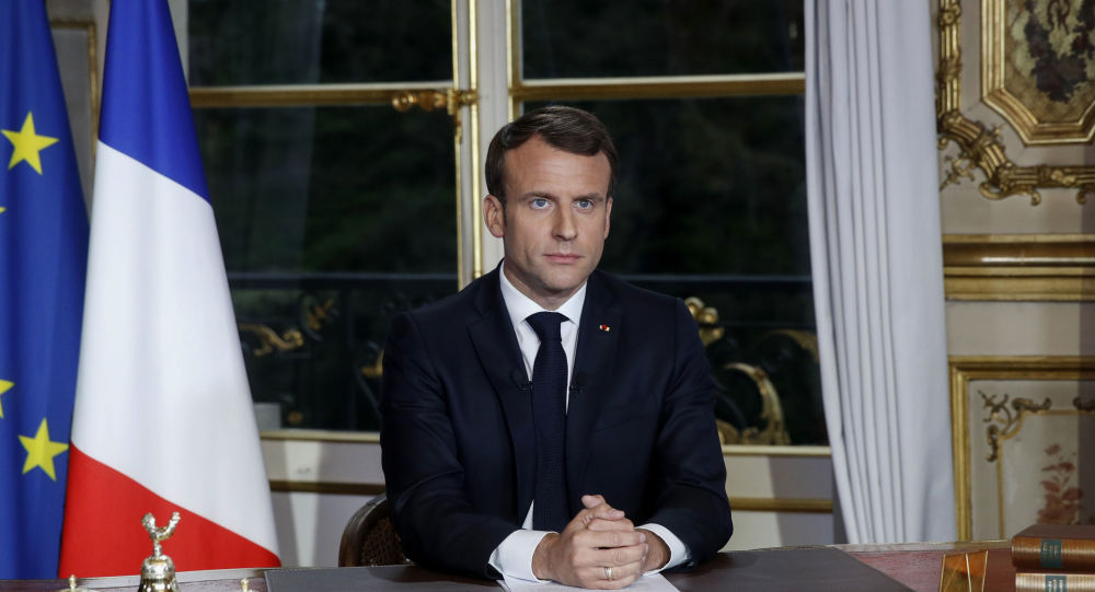 Macron, DSG heyetiyle görüştü: Fransa, Türkiye'nin güvenliğine bağlı