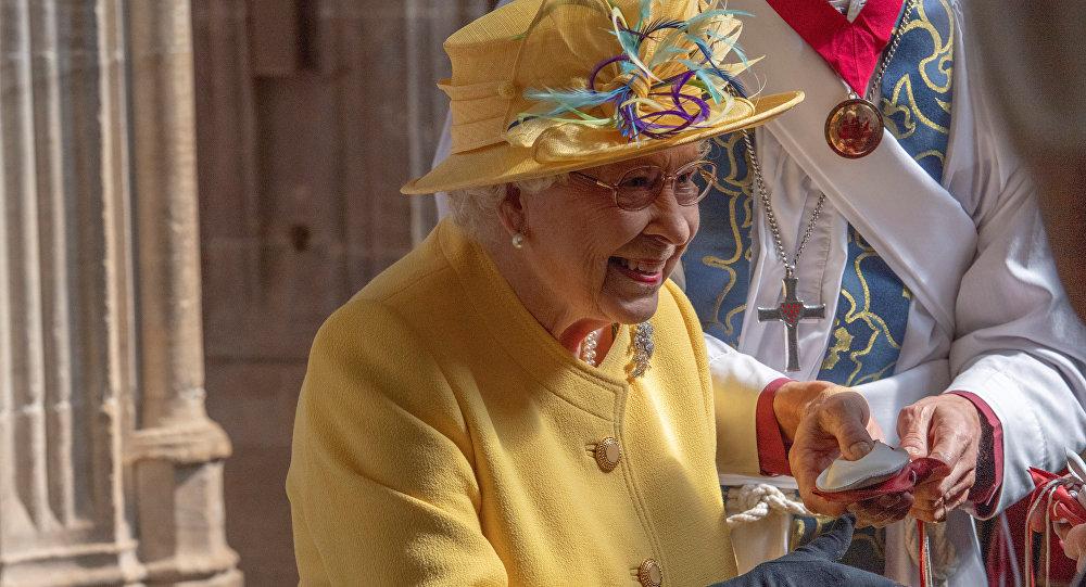 Kraliçe 2. Elizabeth 93 yaşında