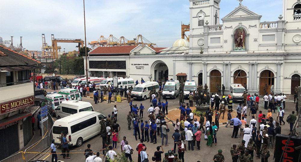 Sri Lanka'da iç savaş bitmesinden bu yana en büyük saldırılar