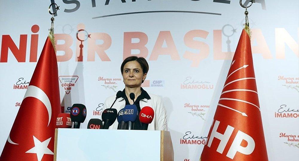 """""""Bu saatten itibaren İstanbul örgütü halkımız ile birlikte genel başkanımızı koruyacaktır"""""""