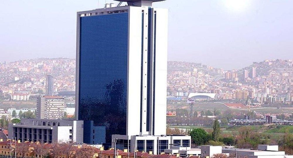 Ankara Büyükşehir Belediyesi tabelasına yeniden 'T.C.' ibaresi eklendi