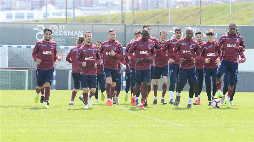 Trabzonspor Fenerbahçe maçına hazır