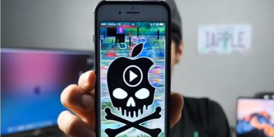 iPhone'u çökerten internet sitesi!