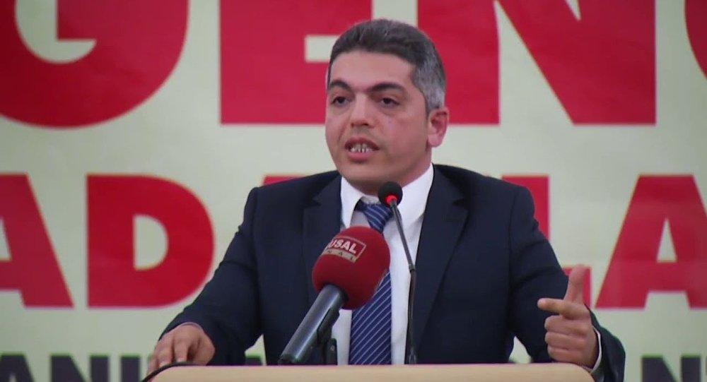Vatan Partisi'nin İstanbul adayı Yücel: AK Parti Türkiye'yi tek başına yönetemiyor