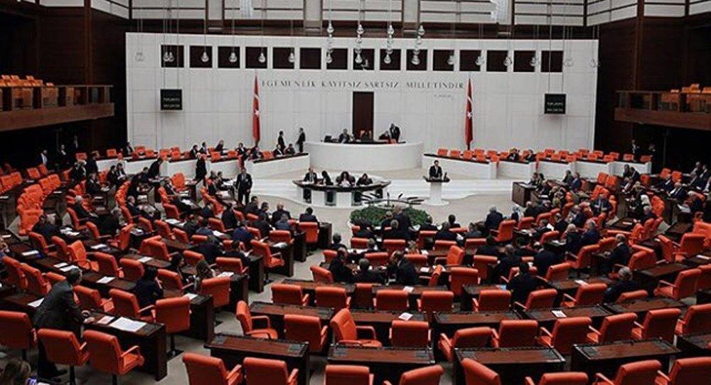 TBMM Genel Kurulu'nda, 'YSK'nın İstanbul kararı araştırılsın' önergesi reddedildi