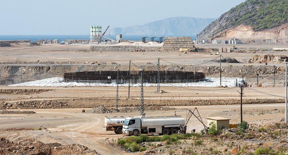Akkuyu Nükleer A.Ş.: Santralin temelinde çatlak yok